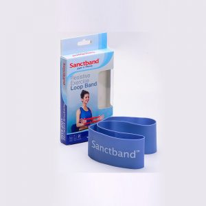 Resistive-Exercise-Loop-Band-Blue-color