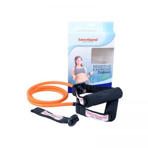 resistive-exercise-tubing-orange-color